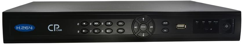 16 Channel IP 5 MP Network Video Recorder - Six Technologies Victoria