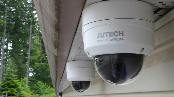 IP Security Cameras - Six Technologies Victoria